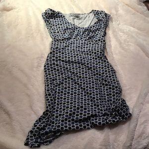 Gorgeous print Ann Taylor dress size small